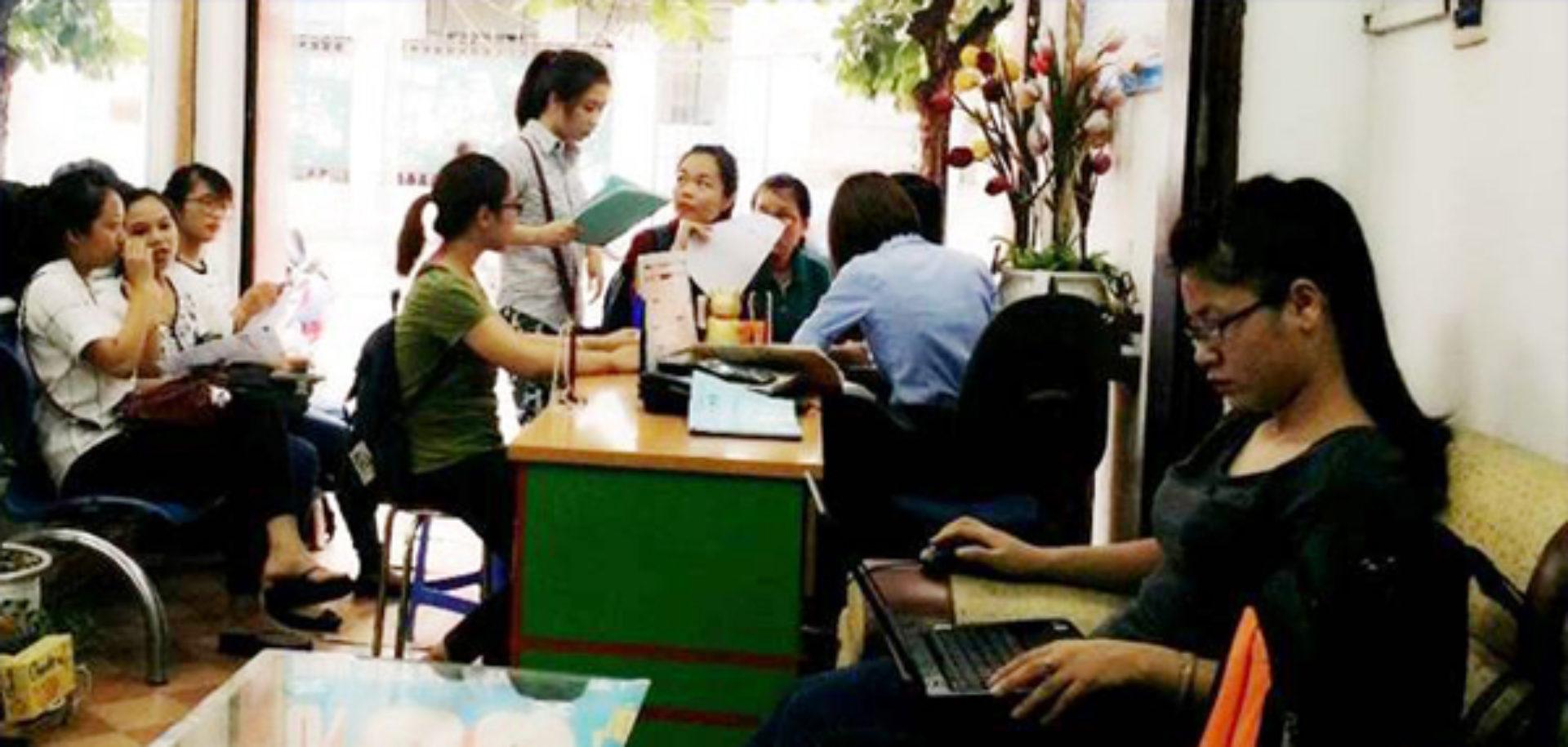 đăng ký học tin văn phòng tổng hợp