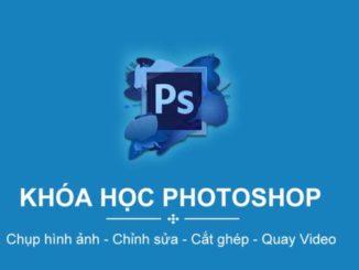 Khóa học Photoshop tại Hà Nội - Trung tâm tin học Tri Thức Việt